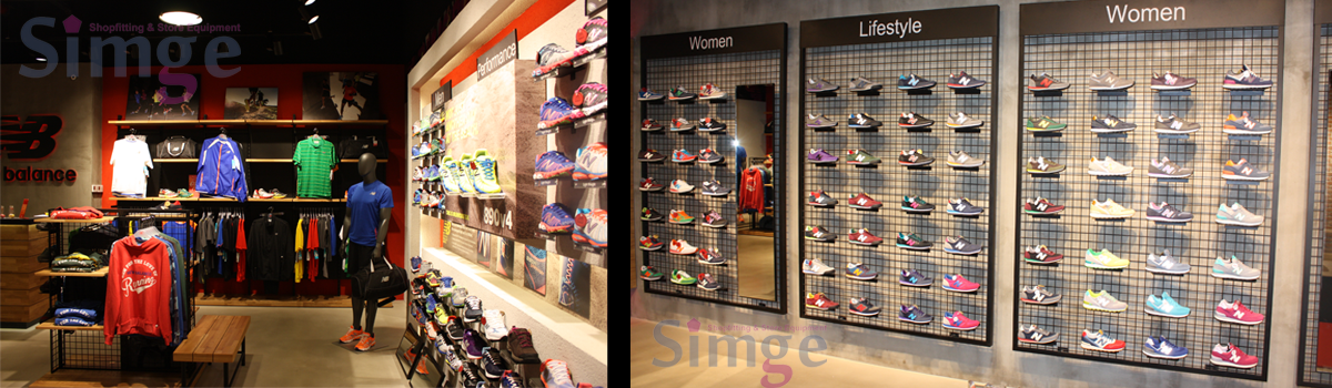 Sports-chaussures-magasin-boutique-décoration-istanbul