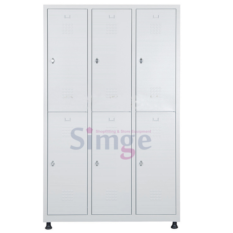 6 Door Steel Locker