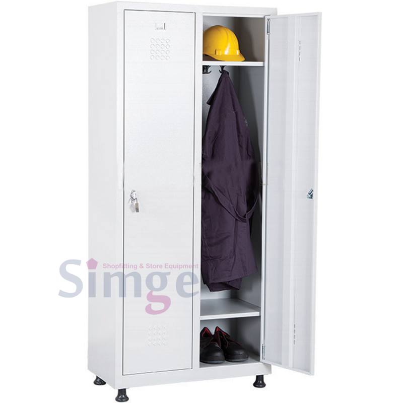 2 Door Steel Locker