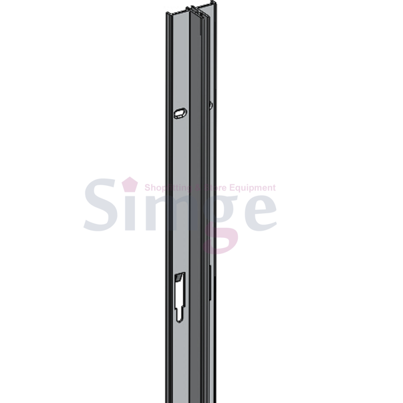 Single Slot Wall Rail