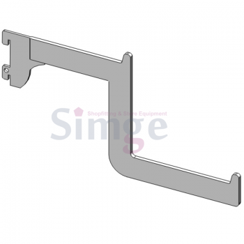 Wall Strip 25mm Pitch Stepped Arm