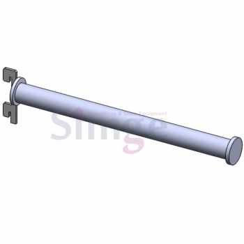 Straight Arm for Concealed Aluminum Stripping